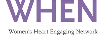 Women's Heart Engaging Network Logo